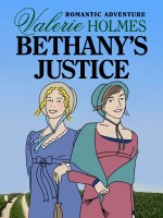 Bethany's Justice by Valerie Holmes