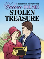 Stolen Treasure by Valerie Holmes
