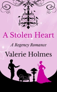 A Stolen Heart by Valerie Holmes