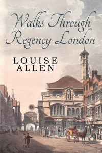 Walks Through Regency London Cover LARGE EBOOK