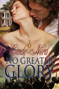 NO GREATER GLORY cover