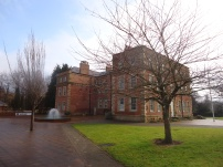 The old school house. Holds the historical treasures in the Kirkleatham Museum.
