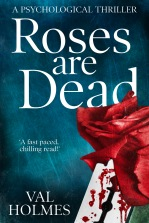 ROSES ARE DEAD EBOOK COVER