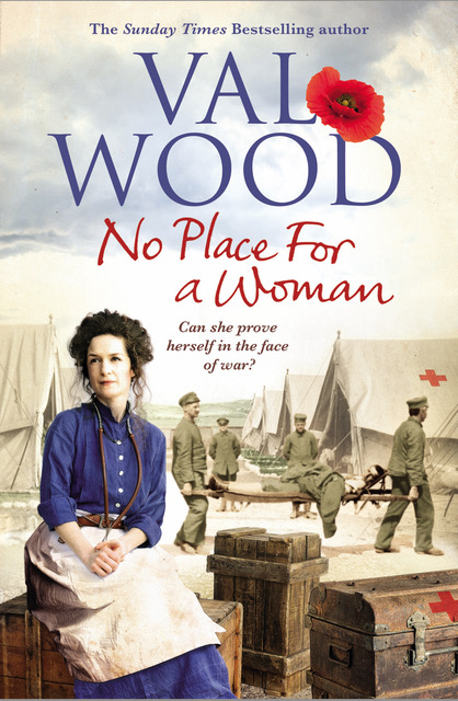 No Place For a Woman. PB