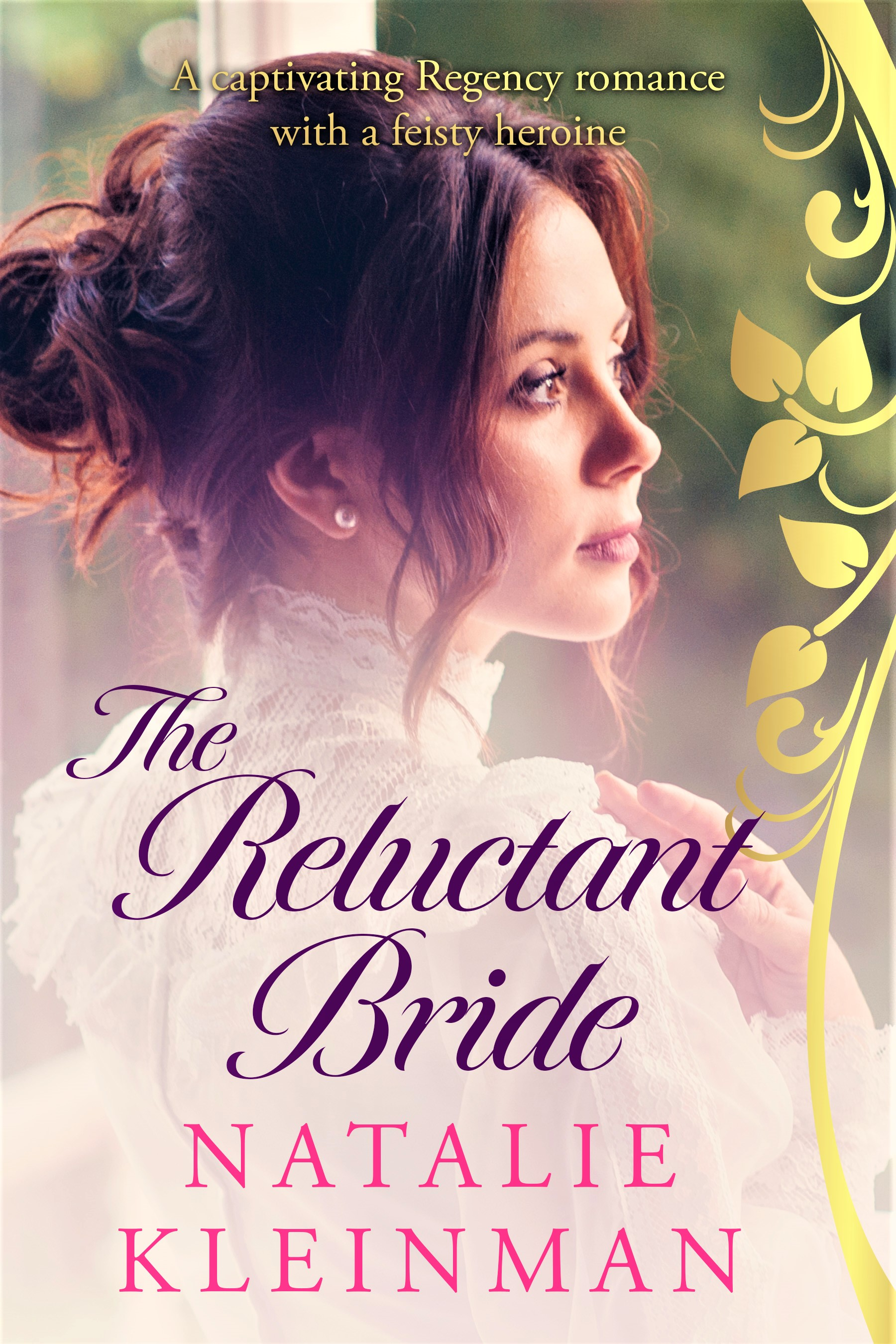 The Reluctant Bride Cover